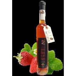 Vin de fraise moelleux